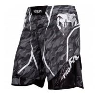 MMA Venum Shorts Tecmo  Dark Grey