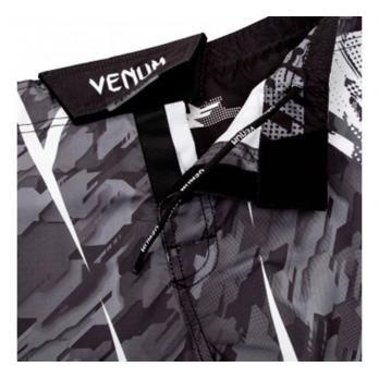 MMA Venum Shorts Tecmo  Dark Grey