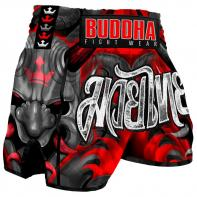 Muay Thai Short Buddha Demon Kinder