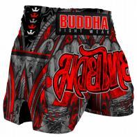 Muay Thai Short Buddha Fight