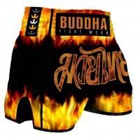 Muay Thai Short Buddha Hell