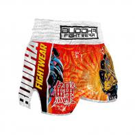 Muay Thai Short Buddha Retro  Koi Kinder