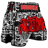 Muay Thai Short Buddha Skeletor Kids
