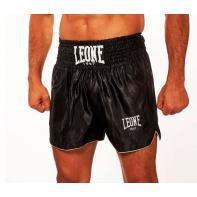 Muay Thai Short Leone Basic Schwarz