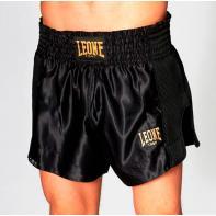 Muay Thai Short Leone  Essential black