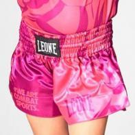 Muay Thai Short Leone Mascot