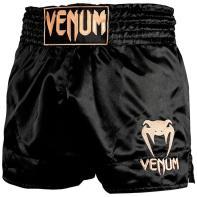 Muay Thai Short Venum Classic black  / gold