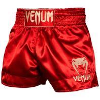 Muay Thai Short Venum Classic rot