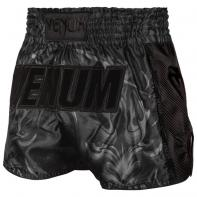 Muay Thai Short Venum Devil black matte