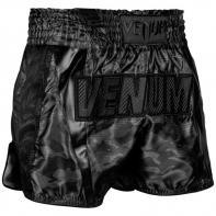 Muay Thai Short Venum Full Cam schwarz