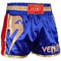 Muay Thai Short Venum Giant blau