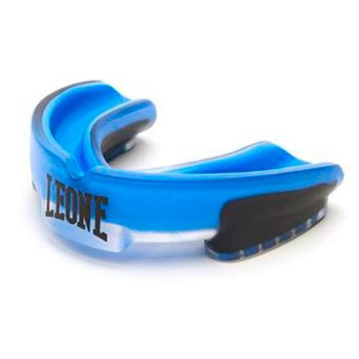 Mundschutz Boxen  Leone Top Guard Gel Blau