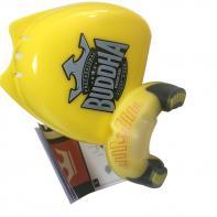 Mundschutz Boxen Buddha Premium yellow