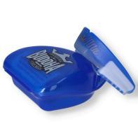 Mundschutz Boxen Buddha Premium blue
