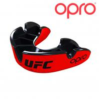Mundschutz Boxen Opro Silver Red/Black UFC