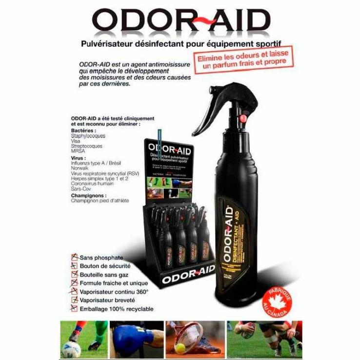 Anti Geruchssprüher Odor Air - 210 ml