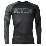 Tatami Essential 3.0 Rashguard Langarm Schwarz / Grau