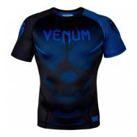 Rashguard Venum NOGI 2.0 Schwarz / Blau