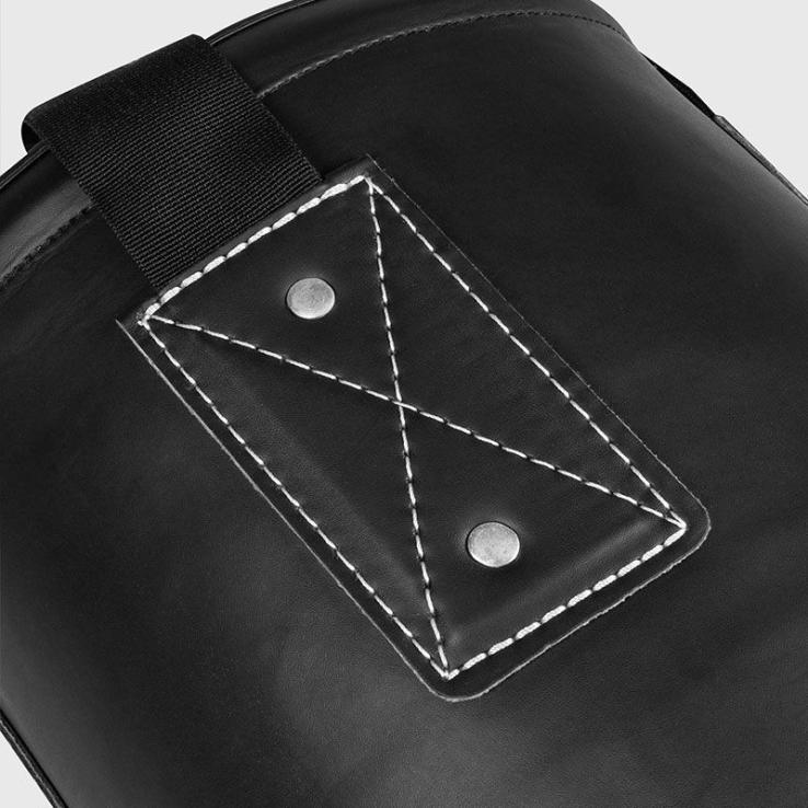 Venum Origins Boxsack schwarz / weiß (Haken inklusive)