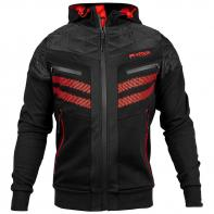 Hoodie Venum Laser 2.0 black/red