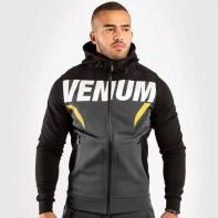 Hoodie Venum ONE FC Impact  grey / yellow