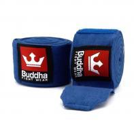 Boxbandagen Buddha Blau