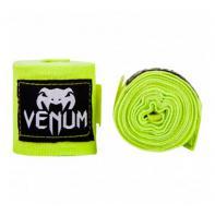 Boxbandagen Venum  2,5m  Neo Yellow