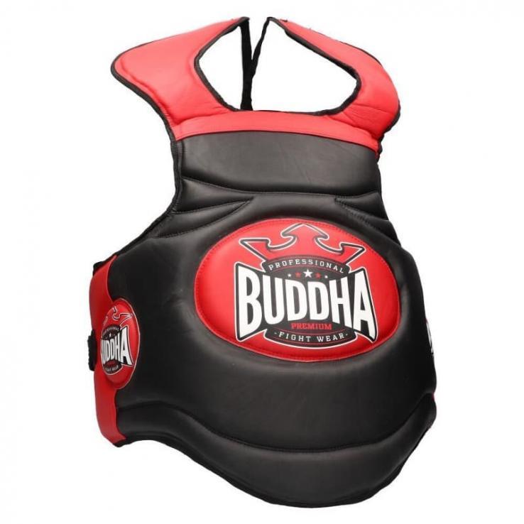 Vollbauch Trainer Buddha Thailand schwarz / rot